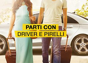 Parti con Driver e Pirelli